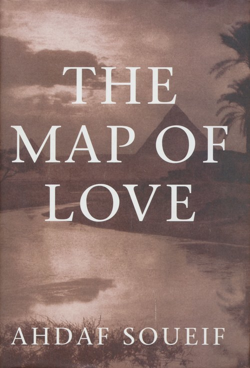Afbeeldingsresultaat voor Ahdaf Soueif - The map of love